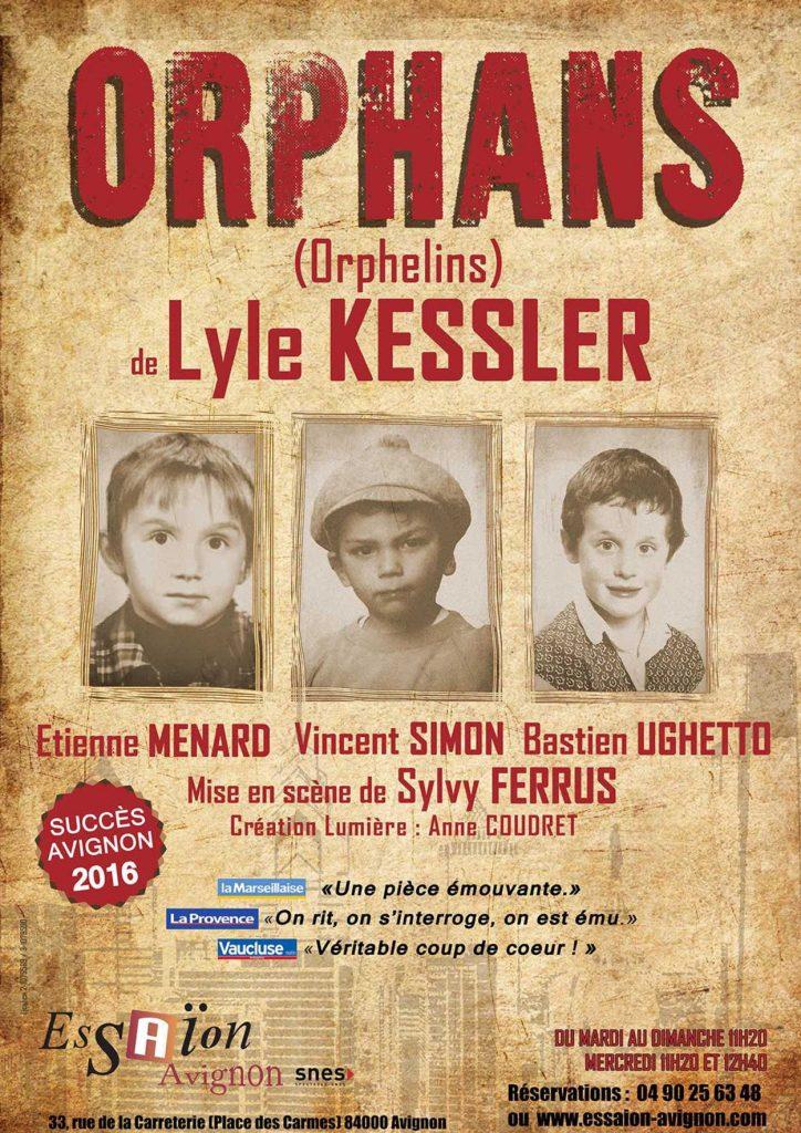 Affiche Orphans